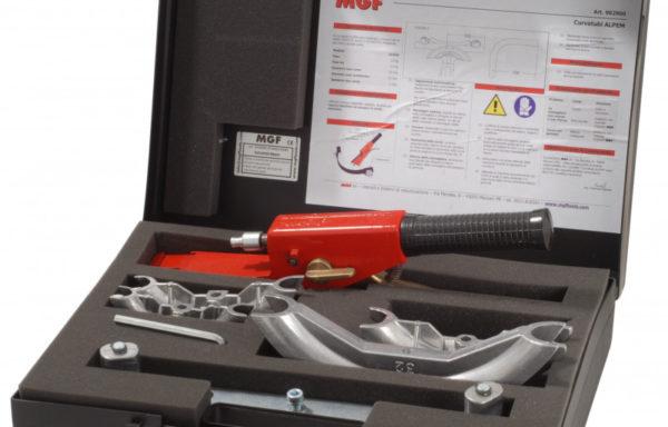 Ręczna giętarka do rur o średnicy max. 32 mm serii ALPEM firmy MGF