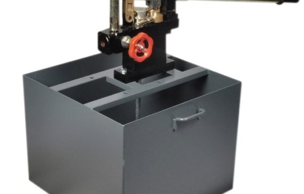 Wysokociśnieniowa pompa do badania ciśnienia – próby kontrolne do 1300 bar