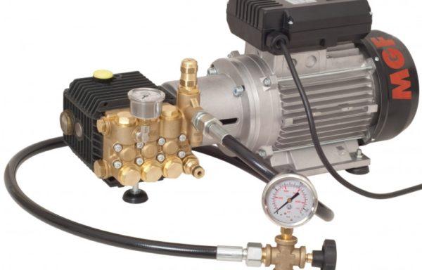 Wysokociśnieniowa elektryczna pompa do badania ciśnienia próby kontrolne do 250 bar