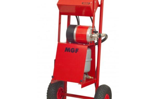 MGF Vulcano C-Plus Podgrzewacz do jastrychu – mobilne ogrzewanie centralne